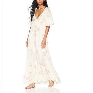 Billabong sea's the day maxi dress
